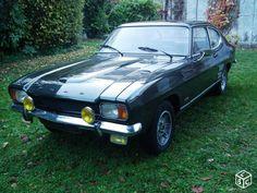 Ford capri 2600 GT - 1972