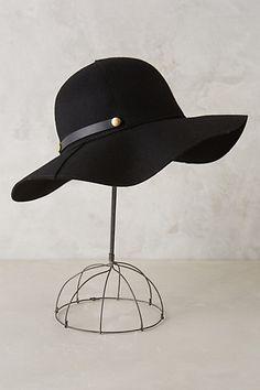 Anthropologie Alta Floppy Hat #anthrofav