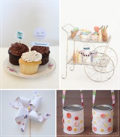Make paint can stilts for lawn game  Ruche Blog Lawn Games, Vintage Inspired Fashion, How To Make Paint, Paint Cans, Blog, Style Inspiration, Canning, Desserts, Ideas