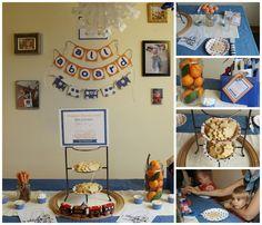Trains Birthday Party Ideas | Photo 9 of 23