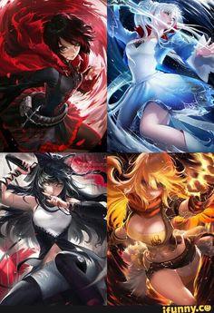 Marvelous Learn To Draw Manga Ideas. Exquisite Learn To Draw Manga Ideas. Manga Anime, Rwby Anime, Rwby Fanart, Anime Art, Sakimichan Art, Rwby Rose, Animé Fan Art, Rwby Characters, Team Rwby