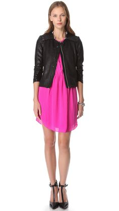 THE DAILY FIND: REBECCA TAYLOR SEQUIN JACKET