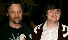 Viggo and his son Henry.