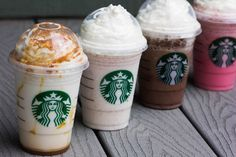 9 Secret Frappuccinos You Won't Find on Any Starbucks Menu