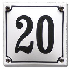 Huisnummer witzwart http://www.pateduchef.be