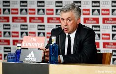 Ancelotti. Carlo Ancelotti, Real Madrid, Fictional Characters, Fantasy Characters