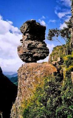 Pedra do Segredo - RS, Brasil