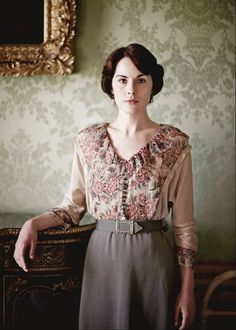 Downton abbey style. I want to own this
