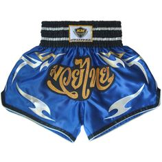 Muay Thailand Boxing Shorts for Training and by MuayThaiBoxing