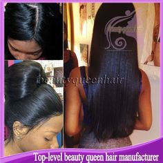 Find More Wigs Information about Best Brazilian straight virgin Silk top glueless full lace wig yaki & Silk top lace front human hair wigs for black women,High Quality Wigs from Top-level beauty queen hair manufacturer on Aliexpress.com