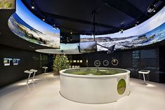 Exhibition Display, Exhibition Space, Museum Exhibition, Display Design, Booth Design, Lighting Showroom, Science Museum, Digital Signage, Environmental Design