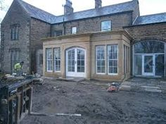 Adding an orangery to your home is a fantastic way of extending your property. Our buildings are of the finest quality. Call us today to discuss your needs. Orangerie Extension, Sunroom, Extensions, Windows, Mansions, House Styles, Building, Pictures, Google Search