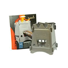 Emberlit Stainless Steel stove,Compact Design Perfect for Survival, Camping, Hunting & Emergency Preparation Emberlit http://www.amazon.com/dp/B00ADUYW9M/ref=cm_sw_r_pi_dp_VjGIwb0G4WP78