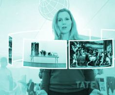 Watch the second #UnlockArt film by Tate and Le Meridien presented by Sally Phillips