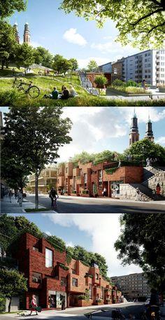 Habitat: Espacio con las condiciones necesarias para desarollar la vida de una poblacion biológica.