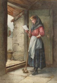 """""""The Love Letter"""" by William Harris Weatherhead"""