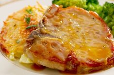 Honey, mustard and orange pork chops recipe - goodtoknow | Mobile