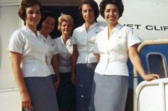I lived the high life as a Pan Am air stewardess - Mirror Online