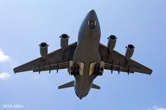 USAF - McDonnell Douglas C-17A Globemaster III (99-0061) by Fabster44, via Flickr