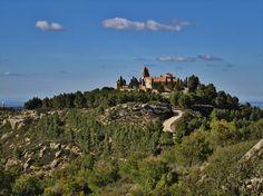 Calaceite.Teruel (Spain). Ermita de san Cristobal