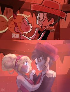 Starco screenshot redraw by Drawing-Heart.deviantart.com on @DeviantArt