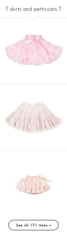 """""""☆ skirts and petticoats ☆"""" by galaktikons ❤ liked on Polyvore featuring skirts, bottoms, pink, pink skirt, inc international concepts, inc international concepts skirt, pink frilly skirt, pull on skirts, poplin skirt and flouncy skirt"""