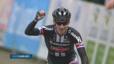 Lars van der Haar wint veldrit in Valkenburg