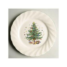 Christmas China Patterns You'll Love for Your Southern Home: Nikko 'Happy Holidays'
