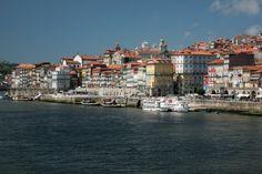 Top 10 best tourist places in Portugal  Cais da Ribeira, Porto