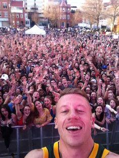 Krewella Concert Crowd