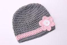 Crochet Hat Infant Hat Baby Hat Toddler Hat Children's by ZawiHats, $15.00