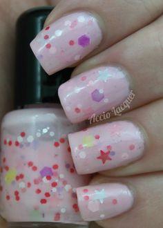 Accio Lacquer: Pretty & Polished Candy Reign