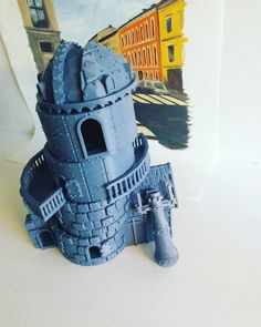 Something we liked from Instagram! Not how it's supposed to be assembled but it looks awesome anyway! #3dhubs . . . #3dprint #3dprinting #3dprinter #winterdalecitadel #order #diy #makeraddictz #maker #indiegogo #castle by marcthemaker check us out: http://bit.ly/1KyLetq