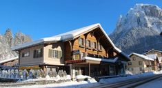 Hotel-Restaurant Alpina - #Inns - EUR 30 - #Hotels #Schweiz #Innertkirchen http://www.justigo.lu/hotels/switzerland/innertkirchen/restaurant-alpina-innertkirchen_3331.html