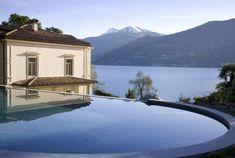 Villa Lake Como, Italy