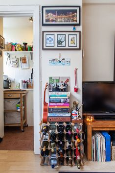 A Tiny 270-Square-Foot Shared London Studio — House Tour