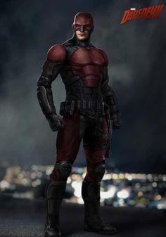 Daredevil (Netflix suit)