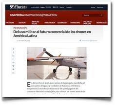 Sobre drones y futuro