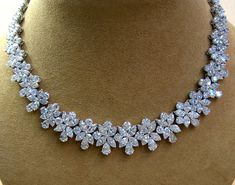 Six Helpful Tips About Purchasing The Right Diamonds. #Diamonds 66 ctw #diamond necklace. Gorgeous beyond belief and very #glam ♥ Capri Jewelers Arizona ~ www.caprijewelersaz.com ♥