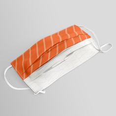 Buy Simple Salmon Sushi Face Mask by andyhendren. Worldwide shipping available at Society6.com. Just one of millions of high quality products available.