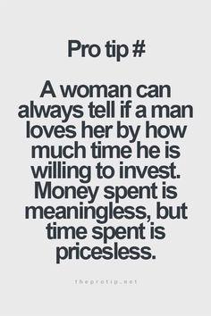 Time Vs. Money. Stuff Is Just Stuff.