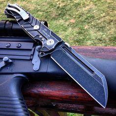 Andre De Villiers and ADV Tactical   TAC-Butcher