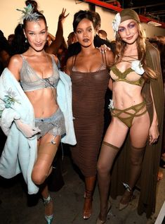 What Celebrity Products Are Worth It? Rihanna Body, Rihanna E, Bella Hadid, Sports Illustrated, Backstage, Savage, New York Fashion Week 2018, Fashion Models, New York Fashion