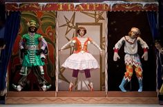 Petrushka, my favorite Ballet Russe and only acceptable use of blackface.