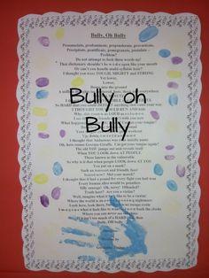 Bully oh Bully