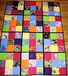 I love I spy quilts...here is a blog with a bunch of links to different types