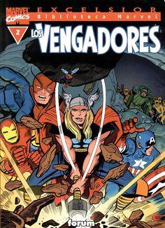 Los vengadores, Avengers