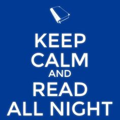Keep Calm : read #keepcalm