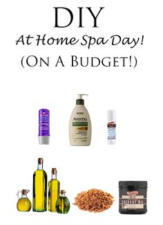 Spa day diy on pinterest at home spa spa day and diy spa for How to make a spa at home