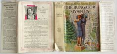 http://www.ebay.com/itm/Nancy-Drew-3-The-Bungalow-Mystery-ADs-ON-REVERSE-DJ-Original-Text-4-Glossies-/201121517417?pt=Antiquarian_Collectible